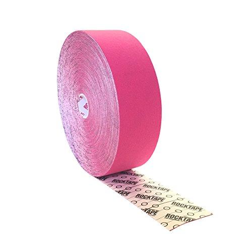 5 X 7 Rugby (Original Rocktape Kinesiologie KT Premium Athletic Fußball Rugby Muskel Unterstützung Fatigue Umreifung Tape Pink 5m x 5cm)