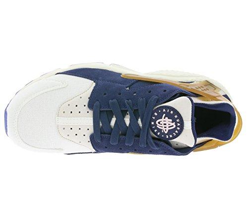 Nike Air Huarache Run Prm, Chaussures de Running Entrainement Homme Blau