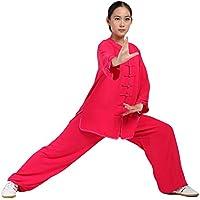 ZooBoo Damenanzug für Kampfkünste wie Tai Chi, Kung Fu oder Wushu