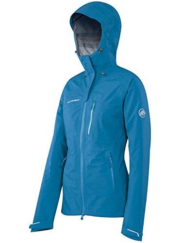 Makai mammut veste hardshell pour femme - Bleu