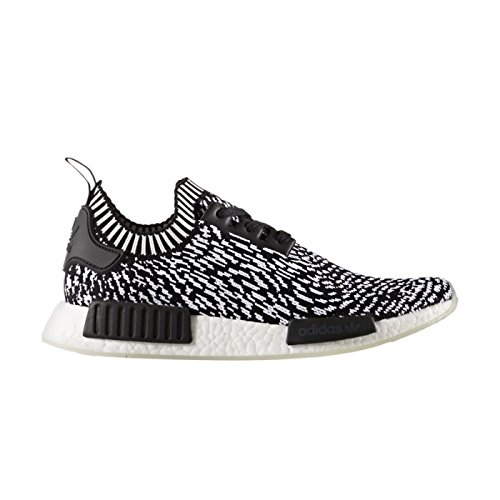 Chaussures Hommes Adidas Originals By3013 Nmd_r1 Pk Nmd Automne Hiver 2017 Noir Blanc