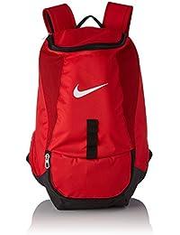 Nike Nk Club Team Bkpk - M Mochila, Hombre, Rojo (Univ.Red