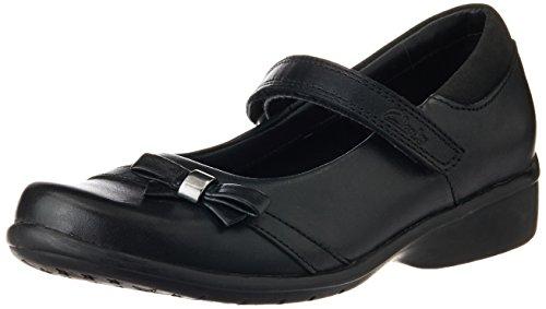 Clarks Girl's Daisy Rain Jnr Formal Shoes