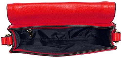 Gerry Weber Rainbow Flap Bag H, S, Sacs bandoulière Rouge - Rouge (300)