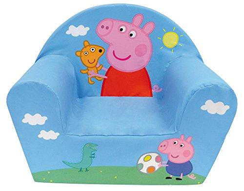 Fun House - 712465 - Peppa Pig - Fauteuil - Club Enfant