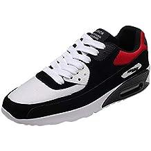 Calzado deportivo de exterior de hombre ZARLLE Zapatillas de Deporte Hombres Zapatos de Gimnasia Para Caminar
