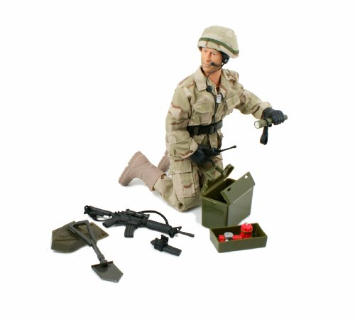 Image of World Peacekeeper 12-Inch Action Figure Set - EOD Technician