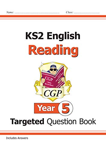 New KS2 English Targeted Question Book: Reading - Year 5