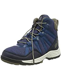 Jack Wolfskin Thunderbolt Texapore Mid K Wasserdicht, Zapatos de High Rise Senderismo Unisex Niños