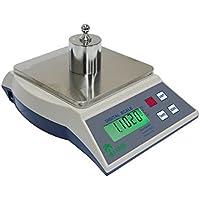KHR-502 -- 500 g x 0,01 g Balanza de precisión económica laboratorio universidades joyería escuelas