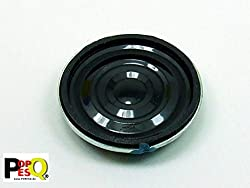 Popesq® - Miniature Speaker 28 Mm 4 Ohm 1 W Bell, Mcu. Etc. #A886