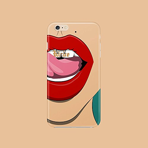 Blitz® Oeuf motifs housse de protection transparent TPE caricature bande iPhone My Mom M5 iPhone 8sPLUS Erotique M13