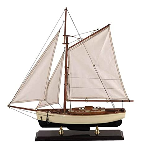 Authentic Models Classic Yacht 1930S, Sloop