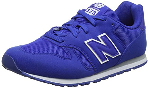 New Balance Kj373y, Baskets Mixte enfant, Bleu (Blue), 28 EU