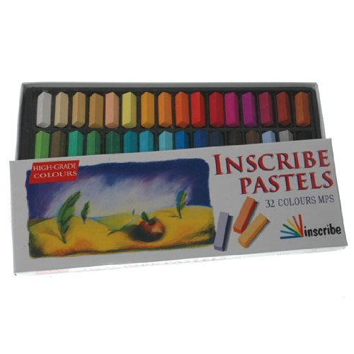 inscribe-soft-pastel-set-32-colours