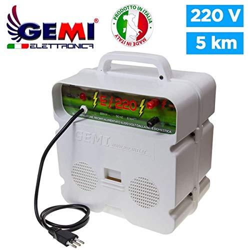 Gemi Elettronica Electrificador Cercas eléctrica