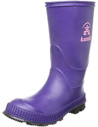 "KAMIK Kindergummistiefel Stomp - ""made in Canada"" violett, Größe 28"