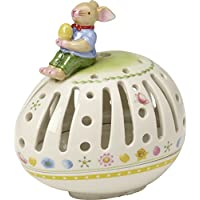 Villeroy & Boch Bunny Family Huevo portavelas, Horizontal, Porcelana, Multicolor