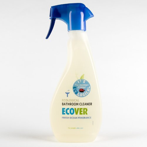 Ecover Bathroom Cleaner (Case of 6 x 500ml) by ECOVER (UK)
