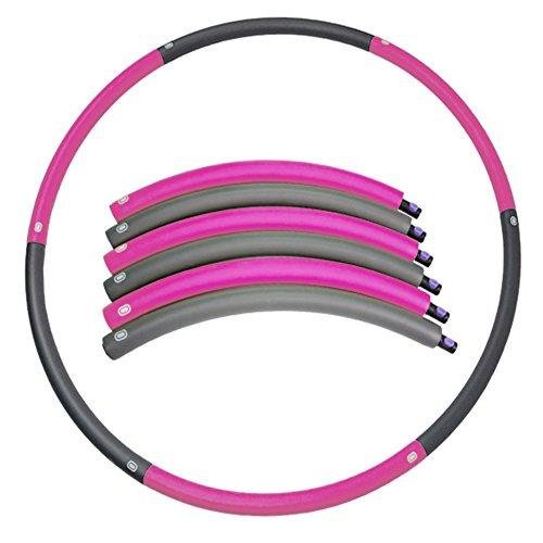 Hula Hoop Detachable – Fitness Hula Hoops