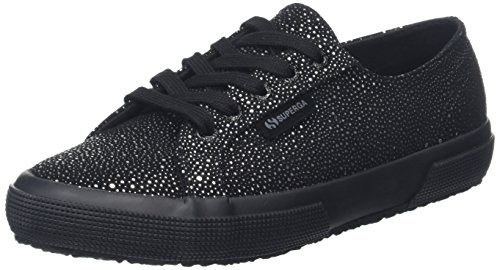 Superga 2750 Synrazzaw Sneaker Donna Argento Silver 031 39.5 EU
