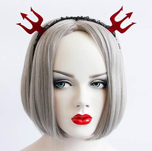 Hlzf Teufel Gabel Stirnband Million Weihnachtsaccessoires Dress up -