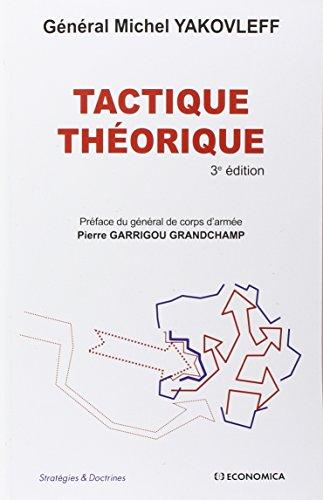 Tactique Théorique, 3e ed