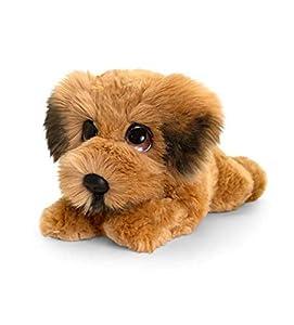 Keel Toys SD2541 - Peluche de Juguete, Color marrón