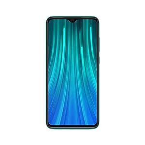 """Redmi Note 8 Pro - Smartphone AMOLED de 6,53"""" (Cuatro cámaras de 64 + 8 + 2 + 2 MP, Frontal 20 MP, 4500 mAh, Jack de 3,5 mm, MTK Helio G90T Octa-Core, 6 + 128 GB) Color Verde 【Versión Europea】"""