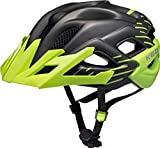 KED Status Jr. Helmet Kids Black Green matt Kopfumfang M | 52-59cm 2019 Fahrradhelm