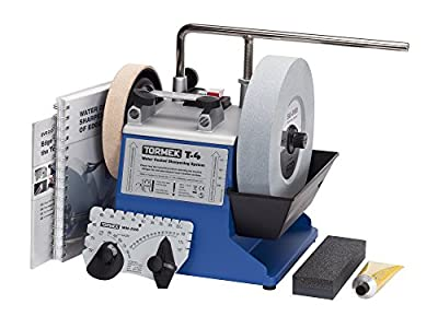 Tormek T4 Water Cooled Sharpening System