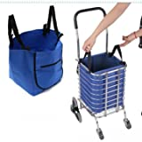 STOCK Supermarket Trolley Shopping Organ...