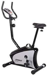 Striale SV-369 Vélo d'appartement Noir
