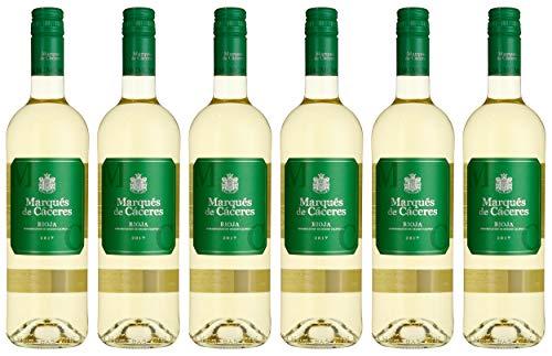 Blanco Weißwein DOCa Rioja - Viura 2015/2016 Trocken Sparpaket (6 x 0.75l) ()