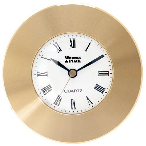 Weems & Plath Marine Navigation Clock Chart Weight (Brass) by Weems & Plath -