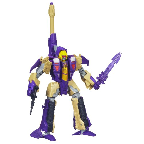 Transformers Generations Formers - 30. Jahrestag - 3 in 1 Blitzwing Figur [UK Import] - 3-in-1-transformer-spielzeug