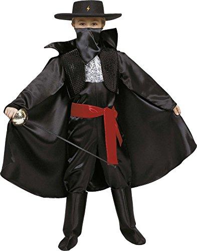 Ciao eroi action 3 in 1 costume bambino, 6-8 anni