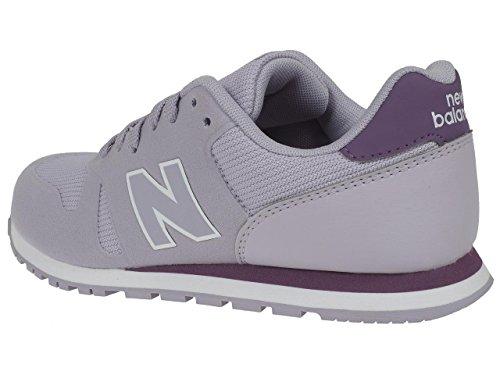 New Balance Kd373, Chaussures de Fitness Mixte Enfant Violet (Lilac)