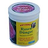 Keyzers Rosendünger Spezialkonzentrat NPK 6-8-8 [1000g] - erzielen Sie 80-100 % mehr Blüten