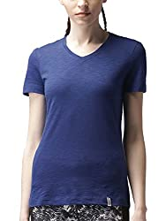 2GO V-Neck Half Sleeves Go Dry T-Shirt