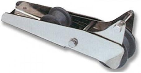 Trem-Musone di di di Prua Acciaio Inox 316 Dimensioni  335 x 70 mm H mm  140 mm Per catena D mm  6 - 8 mmB00M0O61RUParent | Trendy  | Eccellente qualità  | Esecuzione squisita  | Buona reputazione a livello mondiale  fbe527