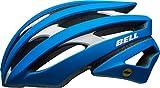 BELL Stratus MIPS Rennrad Fahrrad Helm blau/weiß 2017: Größe: S (52-56cm)