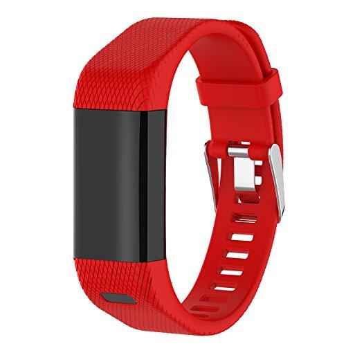 mtsugar Garmin Vivosmart HR + Armbands, Ersatz Bands f¨¹r Gramin Vivosmart HR +, Pin entfernen Tools beinhalten (kein Tracker, nur Ersatz Bands)