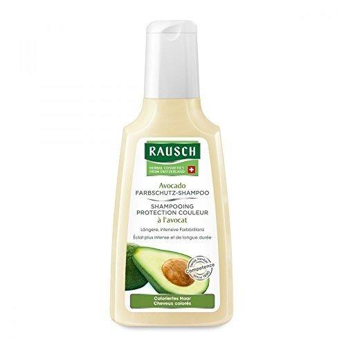 Rausch Avocado Farbschutz-Shampoo (coloriertem Haar verlängerten, intensiven Glanz, ohne Silikone...