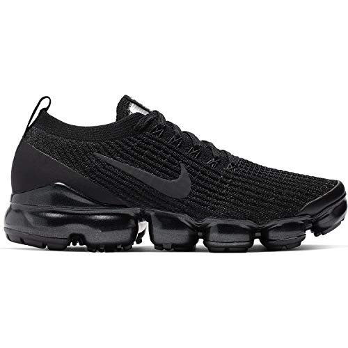 the best attitude 08fa1 a41d4 Nike Damen W Air Vapormax Flyknit 3 Leichtathletikschuhe, Mehrfarbig  (Black Anthracite White