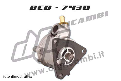 Pompe vide (Commutateur de frein) BCD 7430