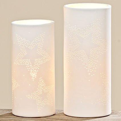 Lampe Sterni H24 D11cm Max 25W,1xE14, nicht enthalten