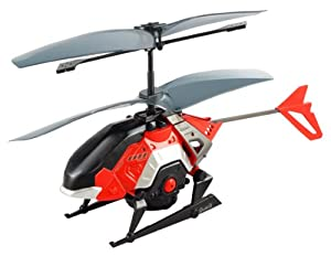 Silverlit Heli Combat 2-Channel I/R Remote Control Helicopter with Three Action Features by Silverlit