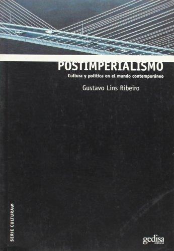 Postimperialismo (Serie Cultura (Gedisa, S.A.))