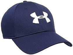 Under Armour Blitzing Ii Herren Sportswear Caps, Midnight Navy, M/L